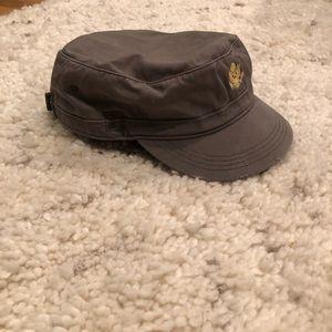 Casual Military Green Cap